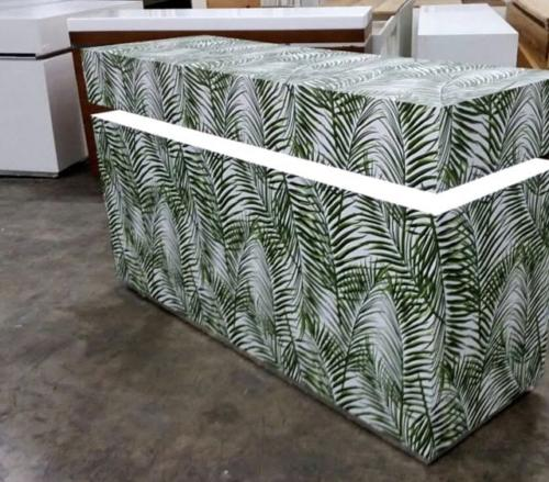 Adhesive Vinyl Custom Furniture