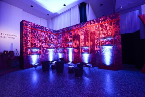 Event Display, Backdrop