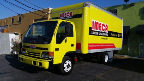 Vehicle Wrap, Truck Wrap, Installation